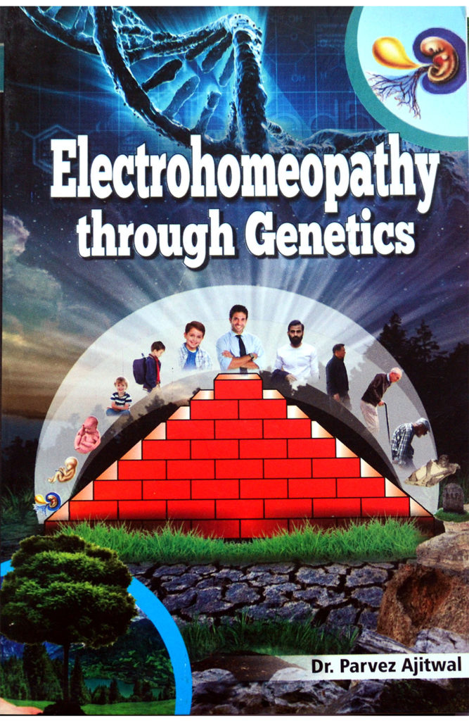 Electrohomeopathy Through Genetics
