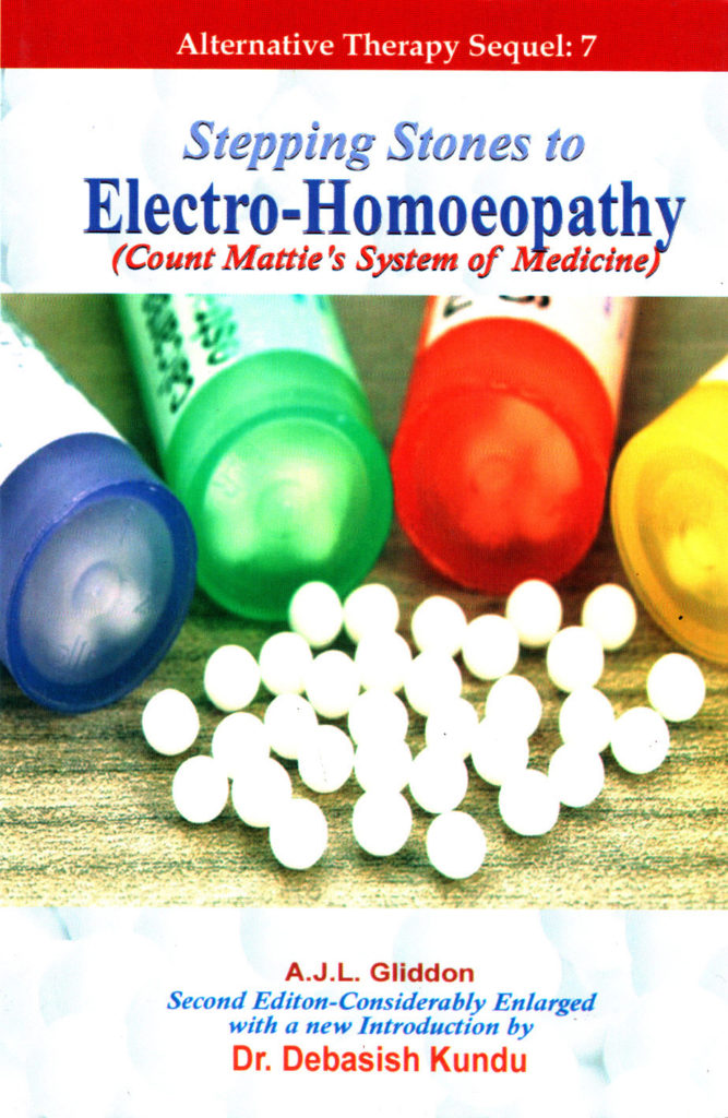 Stepping Stone to Electro homeopathy