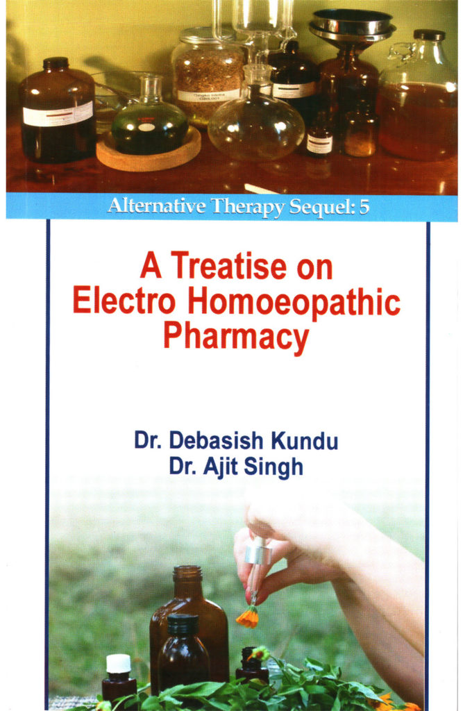 A Treatise on E.H. Pharmacy