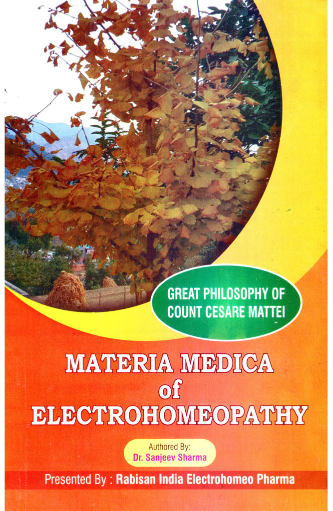 Materia Medica of Electrohomeopathy